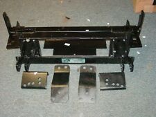 NEW 88-98 Chevy GM 4X4 Unimount Western snow Plow mount