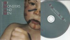 OF MONSTERS AND MEN King And Lionheart 2012 UK 1-track promo CD