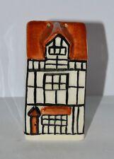 Beswick Tudor STREET Oliera-Ricambio Pepper Pot solo-TAPPO INCLUSO