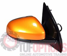 NEW Ford FG & FGX Falcon RH Standard Door Mirror VICTORY GOLD 05/08-10/16