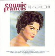 The Singles Collection 0731451913129 by Connie Francis CD