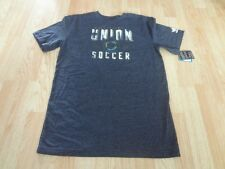 Youth Philadelphia Union XL (18/20) NWT T-Shirt Tee Adidas Futbol Soccer
