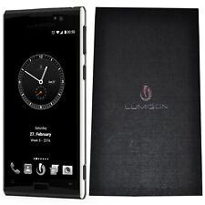 New Lumigon T3 128GB Black/Stainless Steel Dual-SIM Factory Unlocked 4G SIMFree