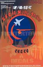 Fightertown Decals 1/48 F/A-18C HORNET VFA-94 Might Shrikes
