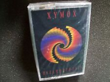Xymox ‎– Metamorphosis SEALED 1992 Cassette Tape Electro Synth-Pop Clan Of Xymox