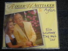 Maxi-CD  Roger Whittaker & Aylin  Ein schöner Tag mit Dir  Dieter Bohlen  und