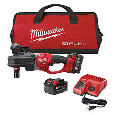 Milwaukee 2708-22 M18 FUEL™ HOLE HAWG® Right Angle Drill Kit w/ QUIK-LOK™