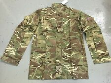 MTP CAMO WARM WEATHER INSECT REPELLENT TREATED COMBAT SHIRT - 190/96cm , Army