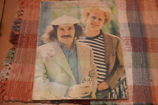 VINTAGE 1968 SIMON AND GARFUNKLE MUSIC BOOK REDUCED!!