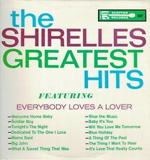 """The Shirelles """"Greatest Hits"""" Scepter 507 """"Will You Love Me Tomorrow"""" NM to MINT"""
