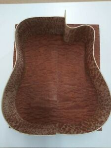 Brazilian Rosewood Dreadnought guitar back and sides