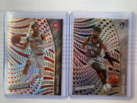 2020-21 Panini Revolution Trae Young And Kyrie Irving Base Card Lot