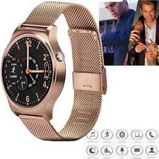 Smart Watch Bluetooth Phone Mate Make Call for Samsung J3 J5 J6 J7 iPhone X 8 7