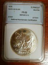 Malaysia RM15 (PROOF) 1976