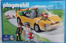 Cd4307 Voiture Lune de Miel 4307 Playmobil wedding car