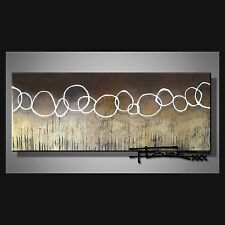 Large ABSTRACT PAINTING CANVAS WALL ART 60 Direct from Artist US ELOISExxx