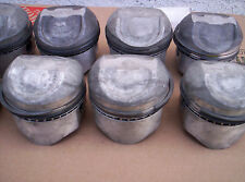 426 Hemi pistons and rings 0.30 bore 12.5 compression TRW NOS