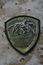 Z240 écusson insigne patch armée militaire EHM 5e RHC Hélicoptère de Combat