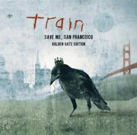 TRAIN Save Me, San Francisco Golden Gate Edition CD BRAND NEW