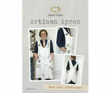 Janet Clare Artisan Apron Wear Your Creativity Box029