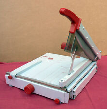 Ideal 1038 GUILLOTINE HIgh Quality German Paper Trimmer Precision Cutter