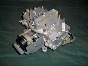 1965 289 Ford Mustang Fairlane Comet Autolite 4100 1.08 C5ZF-F Carburetor