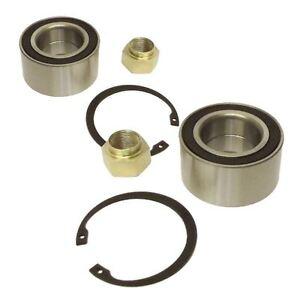 For Ford Ka 1996-2008 Front Wheel Bearing Kits Pair