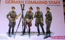 q Dragon 6213 - German Command Staff (World War II) - Scala 1/35