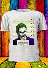 DR. Sheldon Cooper vs The Joker Swag T-shirt Vest Tank Top Men Women Unisex 2317