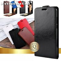 Etui housse coque Clapet Flip Cuir PU Leather Case Wallet HUAWEI Y5 Y6 Y7 (2019)