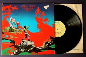 Uriah Heep - The Magician's Birthday - 1972 1st Press UK Vinyl LP