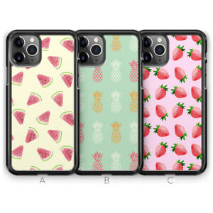 Watermelon Pineapple Strawberry Phone Case for iPhone 13 Pro Max 12 11 XR X 8 7