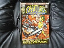 Creatures on the Loose # 17 nice condition Gil Kane art