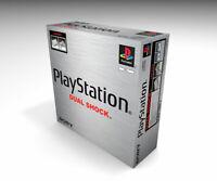 Caja vacia Sony PlayStation 1 (7002a) (no incluye la consola) |  empty box
