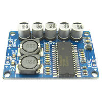 35W TDA8932 Amplifier Board Mono Audio Power Amp Digital Module DC 12V 24V FLHN