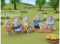 Sylvanian Families Pre-order HUSKY FAMILY Calico Critters Full 3 set