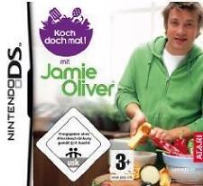 Nintendo DS cucinare con Jamie Oliver CUOCO ma volta * NUOVO