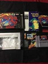 Super Metroid (Super Nintendo, SNES) Vintage Authentic VF complete cib