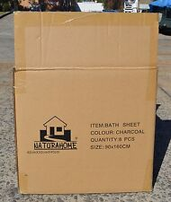 10 Boxes, 5X110L + 5X50L Removal Moving House Package Storage Heavy Duty Pickup