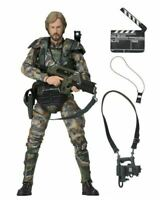 """New Aliens 30th Director Colonel James Cameron 7"""" Action Figure With Box"""