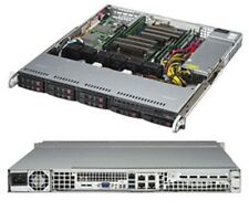 **SuperMicro SuperServer SYS-1028R-MCT 1U SuperServer ***FULL MFR WARRANTY***