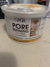 GiGi Pore Refining Facial Wax is gentle 3-in-1 facial hard wax 14 oz.