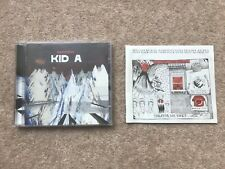 Radiohead - Kid A CD with hidden booklet