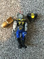 Biker Mice From Mars Galoob Figure - Sports Bros Touchdown Modo 1993