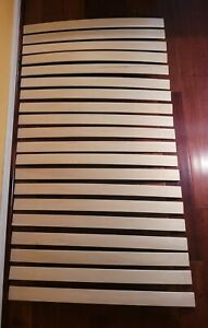 Replacement curved Beech Wood Bed Slats Pack Of 10