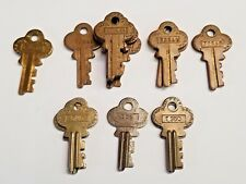 Vintage Long Manufacturing Trunk Key  T46  T2541