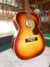 Vintage Harmony Acoustic guitar Very nice orogoal case