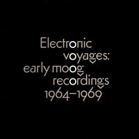 V.A. - Electronic Voyages: Early Moog Recordin (Vinyl LP - 2019 - EU - Original)