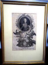 Originaldrucke (bis 1800) mit Porträt & Persönlichkeiten für Holzschnitt