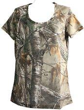 Under Armour HeatGear Womens Threadborne Short Sleeve Camo T-Shirt Scent Control